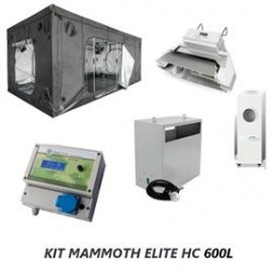 Kit Mammoth Elite HC 600L