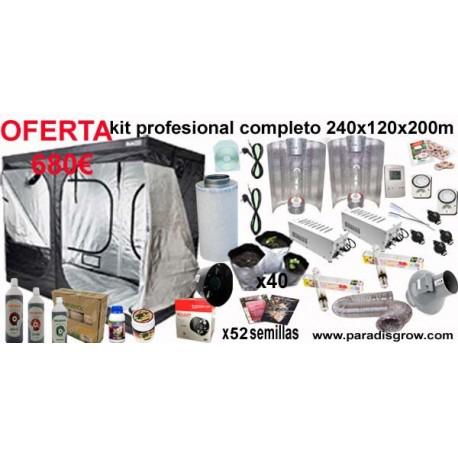 Kit 240x120x200 PROFESIONAL
