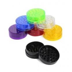 Grinder plástico pequeño